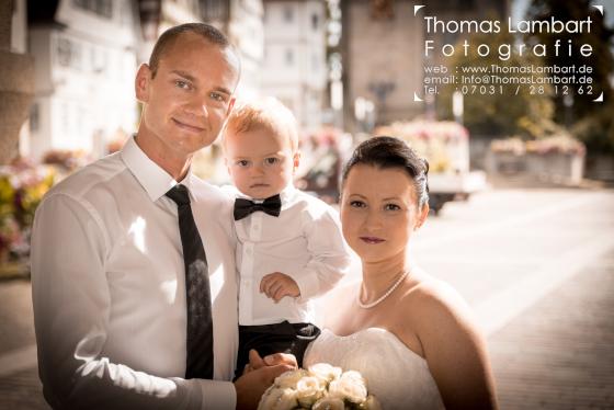 Hochzeit, Böblingen