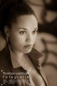 beauty model-sedcard Portrait